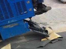 Concrete Floor Scabbler